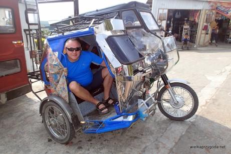 Tricykle to bardzo popularny środek transportu