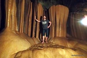 Jaskinie są tylko dla twardzieli