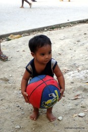 Filipińczycy w kosza grają od małego