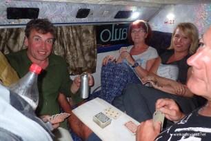 Sypialny autobus
