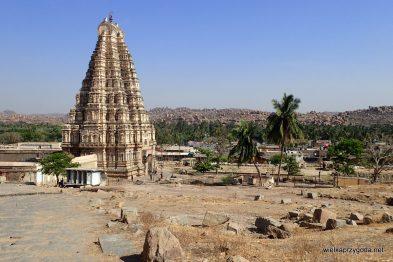 Hampi świątynia Wirupakszy