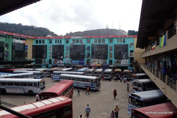 Negambo - centrum autobusowa świata