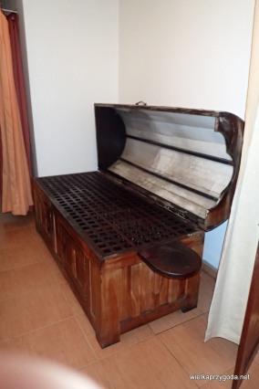 Zamykana sauna Made in Srilanka