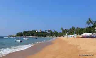 Plaża Unawatuna