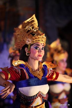 Taniec stanowi nieodłączny element kultury Bali