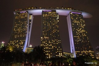 Hotel Marina By Sands by night