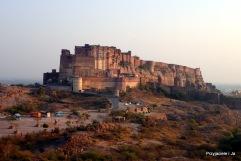 Dżodhpur Twierdza Meherangarh