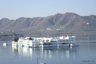 Udajpur Taj Lake Palace